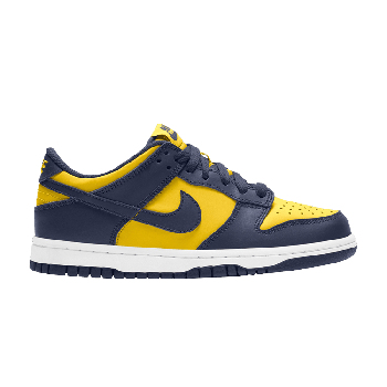 Dunk Low 'Michigan' 2021