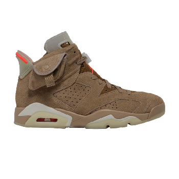 Air Jordan 6 British Khaki